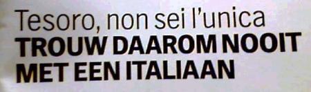 trouw-nooit-een-italiaan
