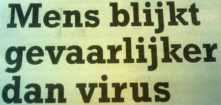 mens vs virus