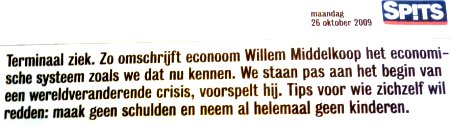 tips willem middelkoop