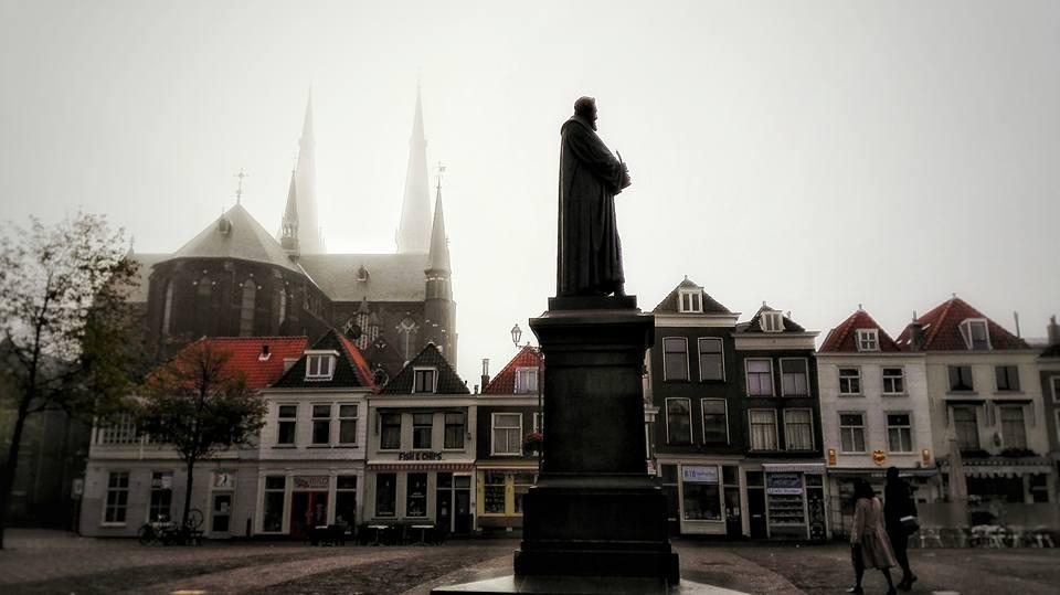 Zondag Delft in de Mist 2015 (25)