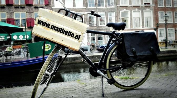De madbello.nl Promotie Fietskrat