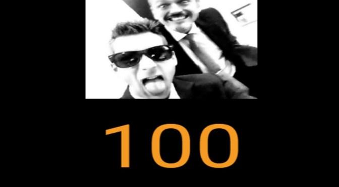 100 Volgers op Spotify