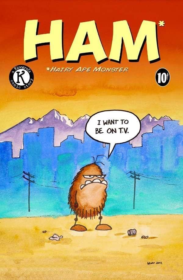 HAM - Hairy Ape Monster