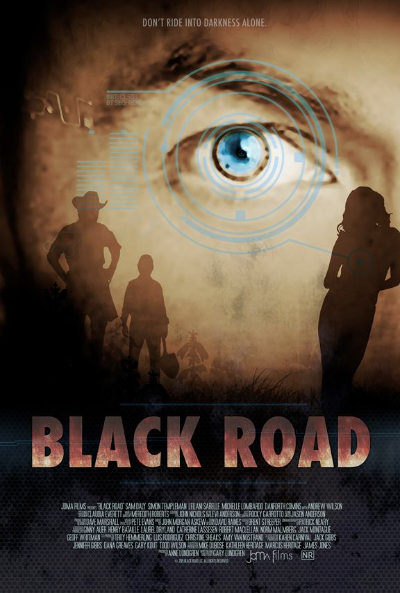 Black Road movie poster