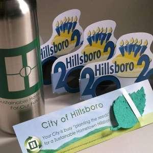 Celebrate Hillsboro prizes