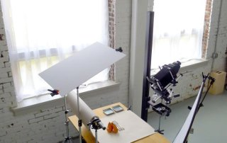 Studio MadBird still life shoot