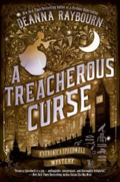 A Treacherous Curse Cover Image