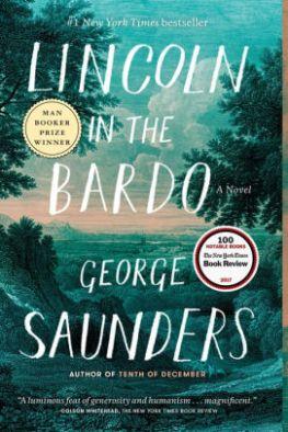 Lincoln in the Bardo Cover Image