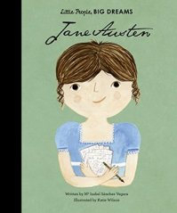 Jane Austen Cover Image