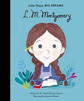 LM Montgomery Cover
