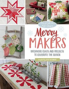 Moda Merry Makers Cover