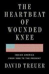 The Heartbeat of Wounded Knee Cover