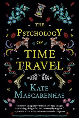 The Psychology of Time Travel Cover