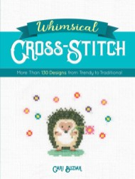Whimsical Cross-Stitch Cover Image