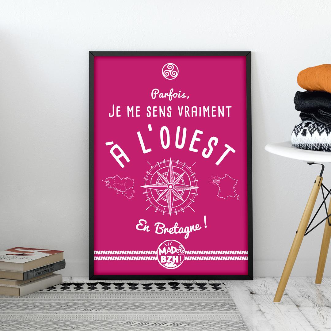 poster MAD BZH Ouest breizh bretagne