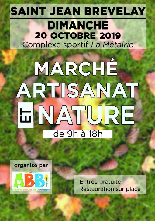 marché artisanat et nature octobre bzh morbihan événément
