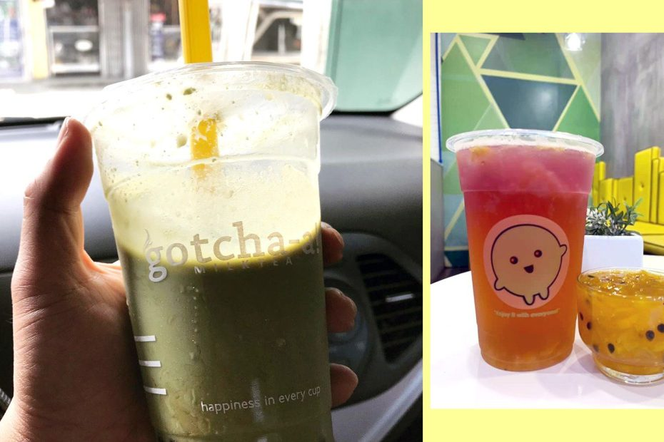 Here are the milk tea places in Northern Batangas that you should visit.