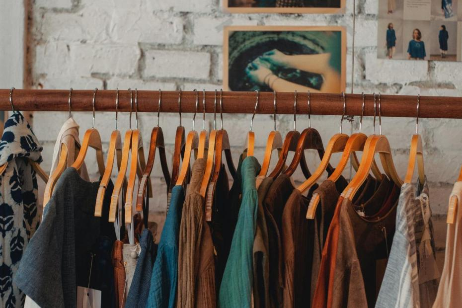 Here are five sustainable fashion tips that are easy to follow and adopt.