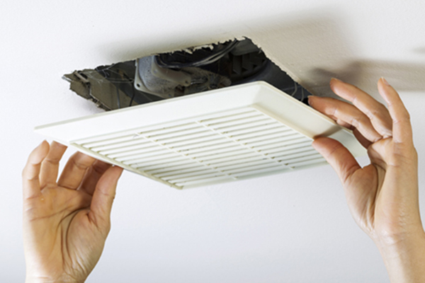 MadCity Environmental - Bathroom Exhaust Fan Installation