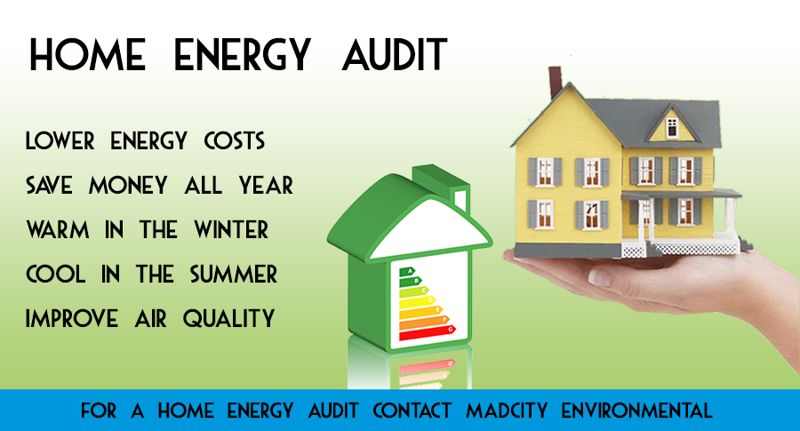 Home Energy Consult with MadCity Environmental