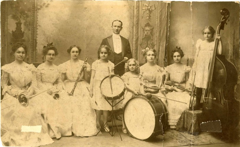 Schwarz Sisters Orchestra