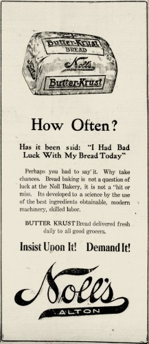 Newspaper advertisement.