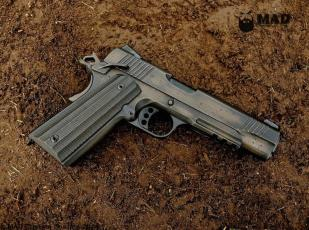 Kimber Warrior in War Torn finish