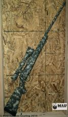 MAD Grunge Camo on a bolt action rifle