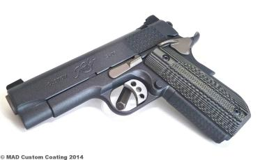 Kimber Super Carry Pro in Cerakote Blue Titanium