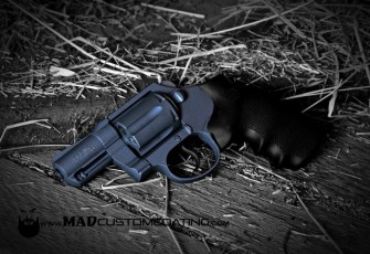 Colt Agent Revolver in Cerakote Tactical Grey