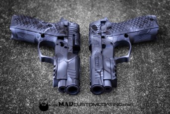 MAD Dragon Lionheart LH9 pistols