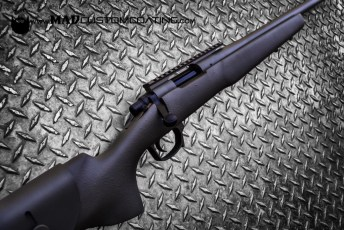 Magpul Foliage & MAD Black on a Remington 700