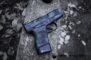 Glock 43 in MADLand Camo