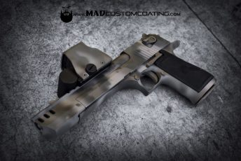 MAD Edge Camo on a Desert Eagle