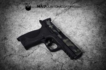 MADLand Camo M&P in MAD Black & Foliage