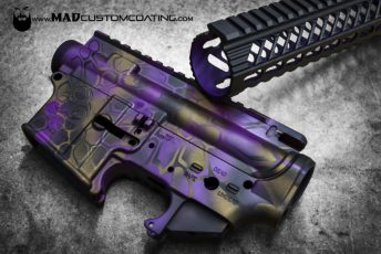 MAD Dragon Camo in MAD Purple, MAD Black & Burnt Bronze