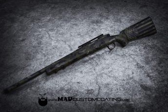 MADLand Camo on a Remington 700