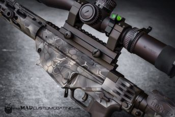 MAD Dragon Camo in Midnight Bronze, FDE & Sand