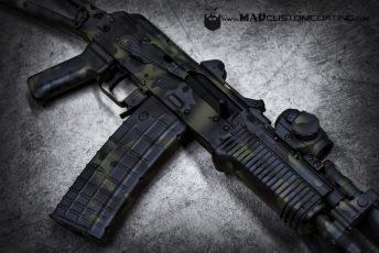 MADLand Camo in MAD Black, Sniper Grey & Foliage Green