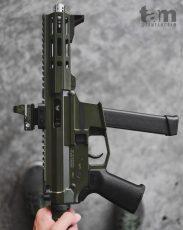 OD Green Cerakote 9mm AR & Leupold DP Pro