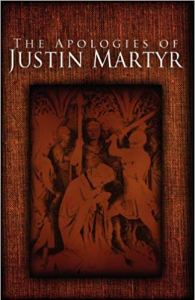 the aplogies of justin martyr