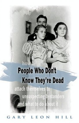 """Reviewer: """"Not helpful. Buy a hatchet or machete instead. I already knew how the dead attach themselves. They just grab ahold and they bite. I was hoping to learn how to prevent the innocent bystanders from turning into undead after they've been bitten. I was so excited when I found this book, but it was no help at all. It just has a bunch of useless stories about ghosts. Ghosts! Everyone knows there's no such things as ghosts. There's only a handful of us left, and so far we haven't found any other survivors of what we're calling 'The Falll.' Now, whenever someone else turns, I curse the author's name. 'Damn you, Gary Leon Hill. You give people false hope!'"""""""