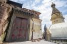 Monks' living quarters, Swambhunath