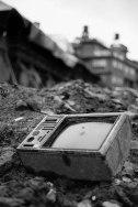TV is trash, Bhaktapur