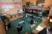 A Grade R classroom in Zwelihle.