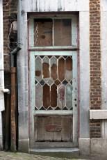 Old door, Rue Pierreuse.