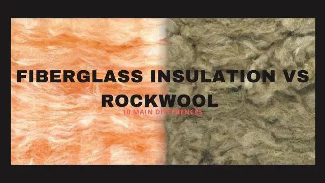 Rockwool insulation vs fiberglass