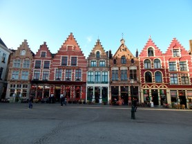 Beautiful Flemish Houses
