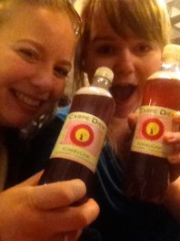 We found Kombucha! My enzymes finally feel replenished :)