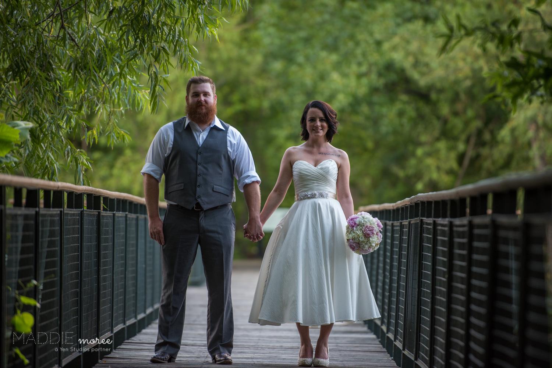 Bo and lauren wedding dress